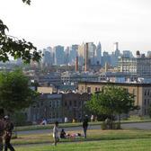 Manhattan from Sunset Park