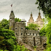 Belvedere Castle | Central Park, NYC