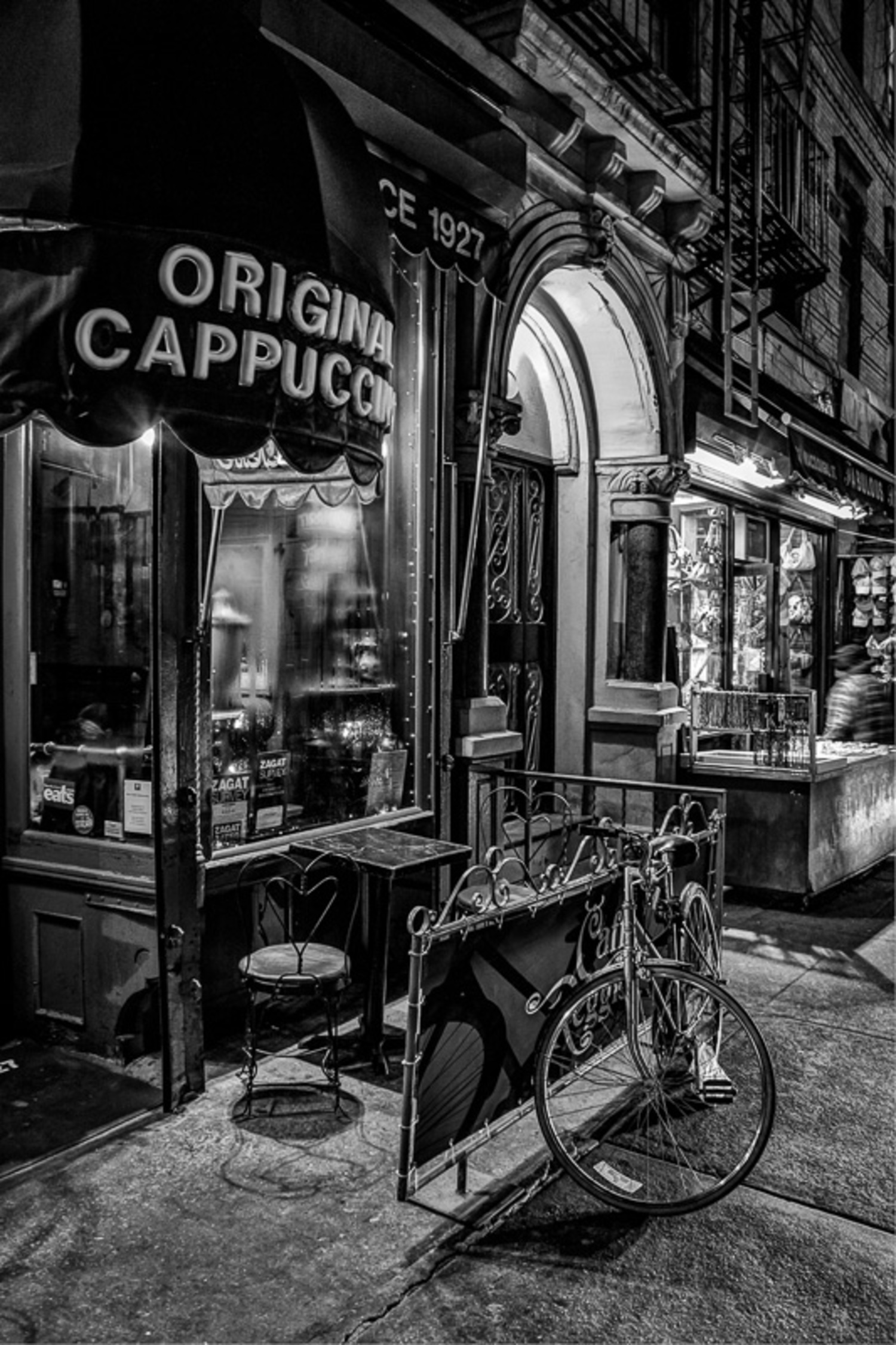 Cafe Reggio - Greenwich Village