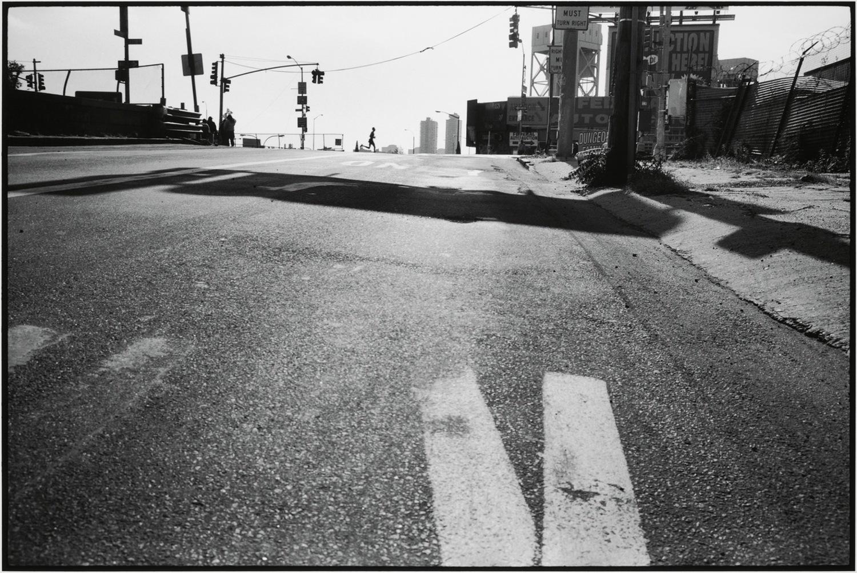 Mott Haven, Bronx, 4 November 2001 (New York City Marathon, mile 20).
