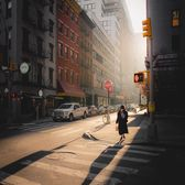William Street and Beekman Street, Financial District, Manhattan