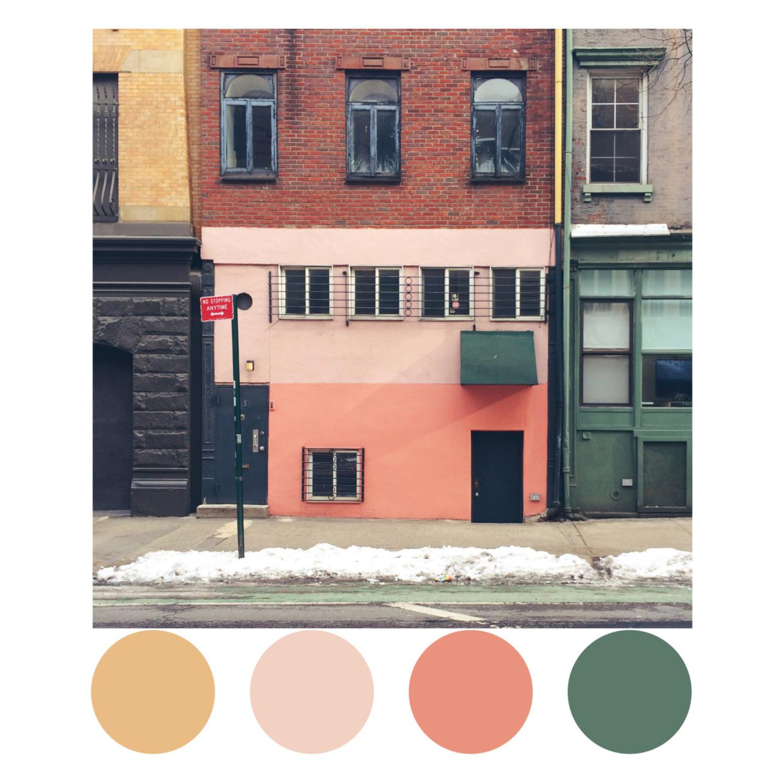 Bleecker Street inspiration