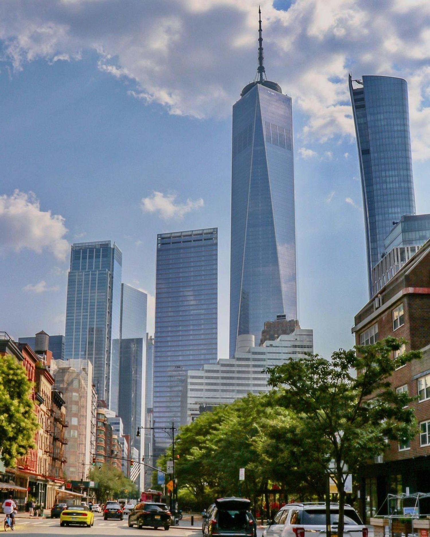 Lower Manhattan, New York