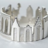 New York City Cityscape - Skyline Ring