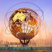The Unisphere, Flushing Meadows-Corona Park, Queens