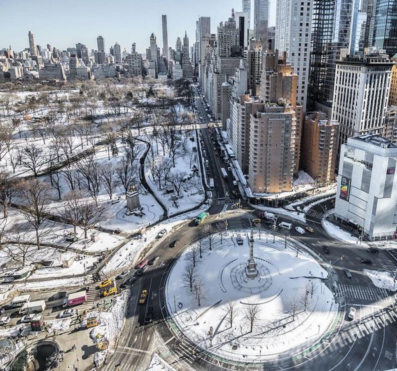 Columbus Circle, Manhattan