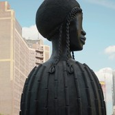 Simone Leigh, Brick House, the inaugural High Line Plinth commission