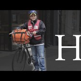A Day In The Life Of A NYC Delivery Guy