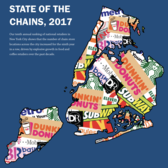Center for an Urban Future's State of the Chains Report, 2017