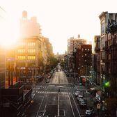 Chinatown, Manhattan. Photo via @humzadeas #viewingnyc