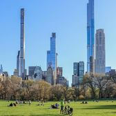Sheeps Meadow, Central Park, Manhattan
