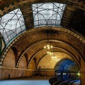 Abandoned City Hall Subway Station, Civic Center, Manhattan