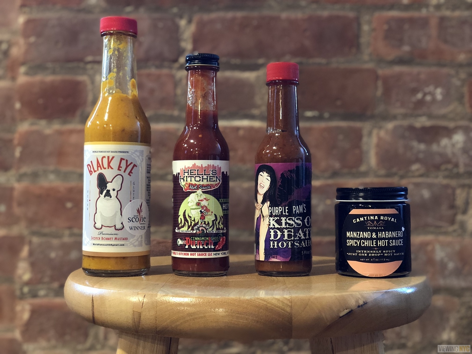 Local Sauces | 2018 New York City Hot Sauce Expo