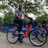 Our new @Mets branded Citi Bikes are now around town! Starting today if you spot one, take a photo, and share it with #CitiBikeSweepstakes for the chance to win some great #Mets prizes! Winners will be chosen each day through July 29th. Check out Mets.com/CitiBikeSweepstakes for official rules, prizes and more details. #citibike