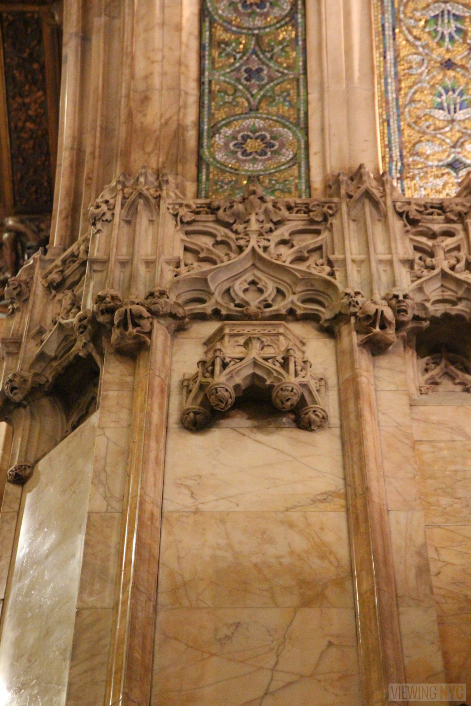Woolworth Building Lobby and Basement Tour 34