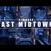 Summer Night - Midtown East, NYC - Aerial