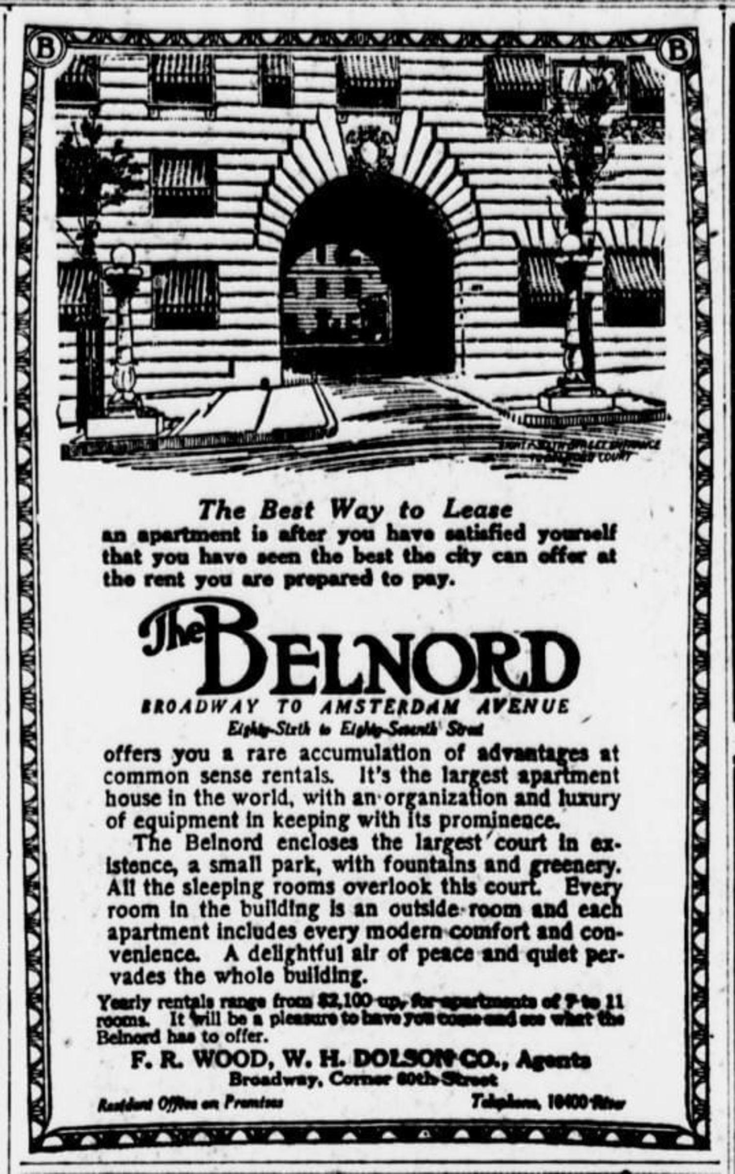 1912 - The Sun - New York, NY