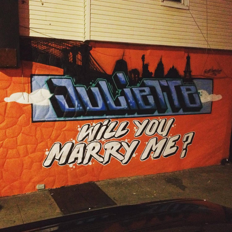 Juliette said yes
