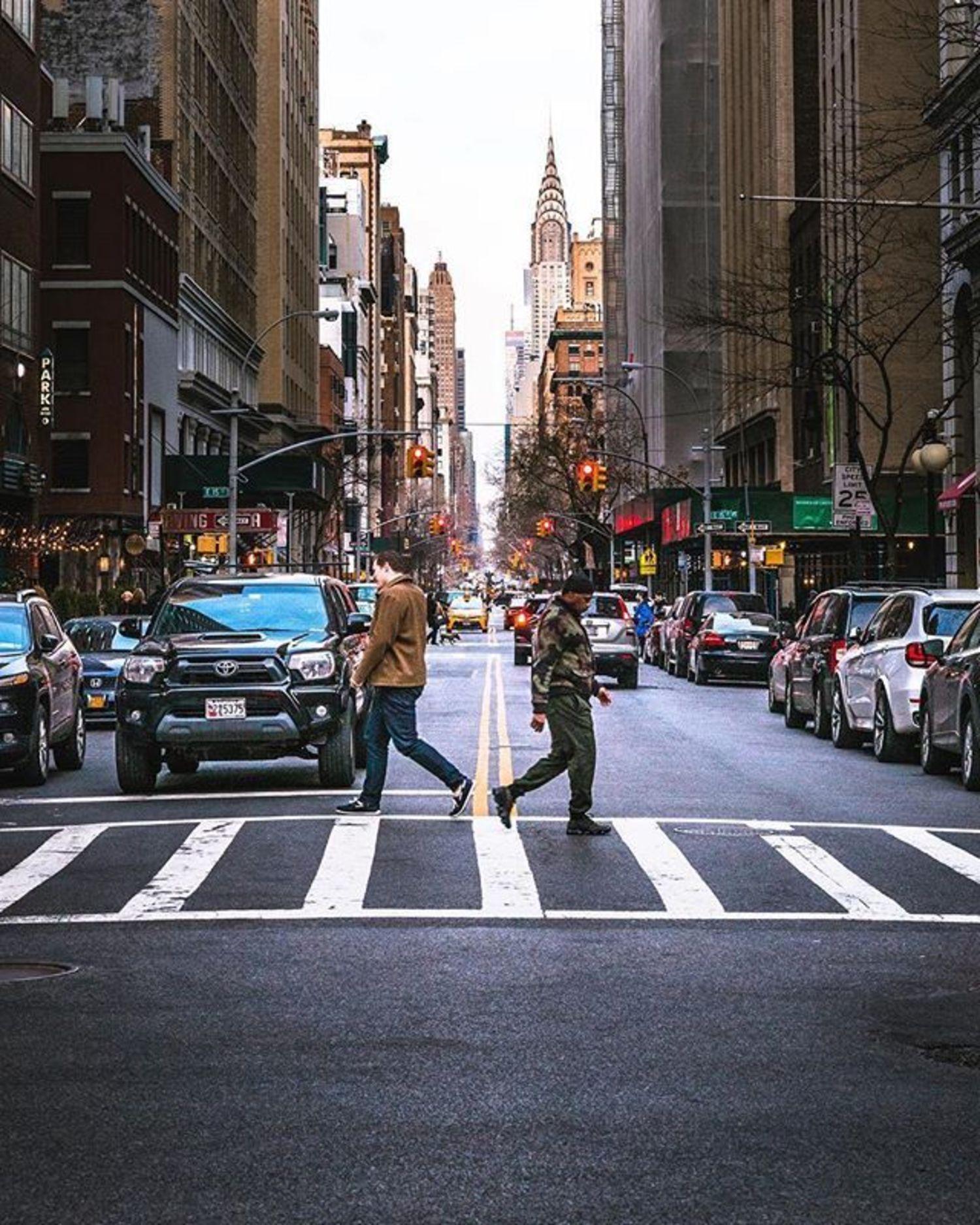 New York, New York. Photo via @craigsbeds #viewingnyc #newyorkcity #newyork #nyc