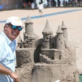 Sand Castle King: Watch Matt Long work his beach magic