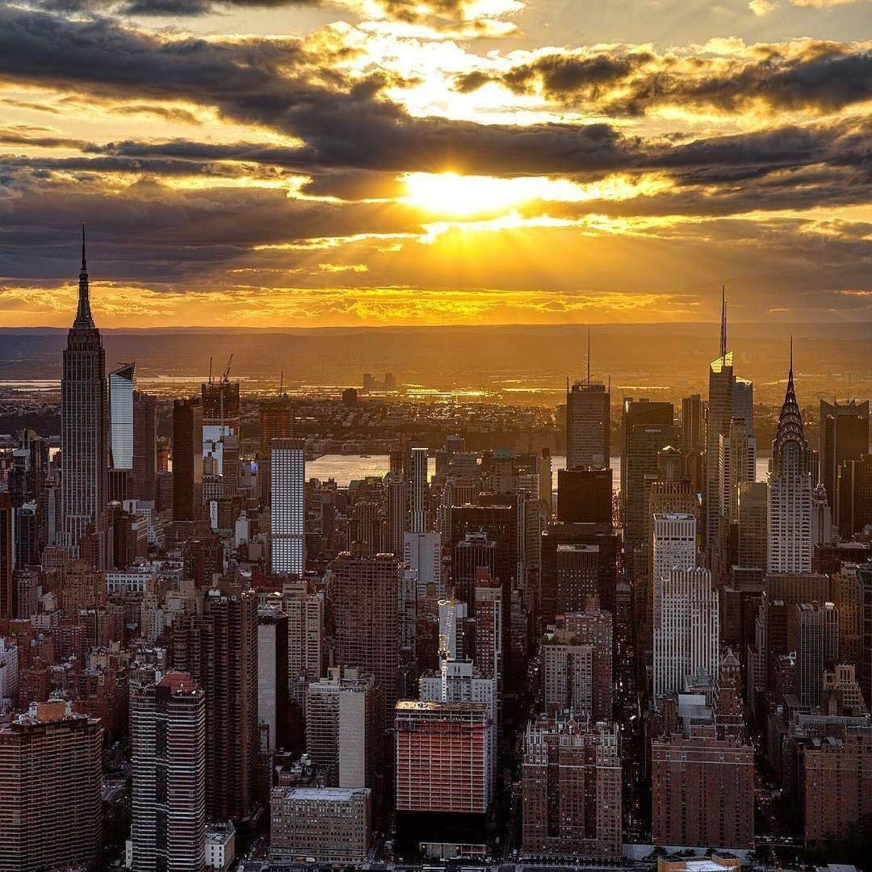 New York, New York. Photo via @mattpugs #viewingnyc #newyorkcity #newyork