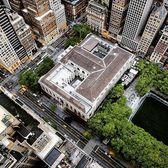 New York Public Library, Manhattan, New York. Photo via @lightsensitivity #viewingnyc #newyork #newyorkcity #nyc #nypl #bryantpark