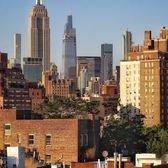 Midtown from Greenwich Village, Manhattan