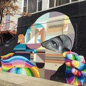 Collaboration piece by @dasicfernandez and @rubin415 for @centrefugepublicartproject in Brooklyn New York.  #brooklyn #nycstreetart #dasicfernandez #instaart  #streetart #graffiti #instagramhub #instagood #photooftheday #mural #upwalls #art #publicart #life