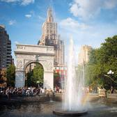 Wahington Square Park, Manhattan