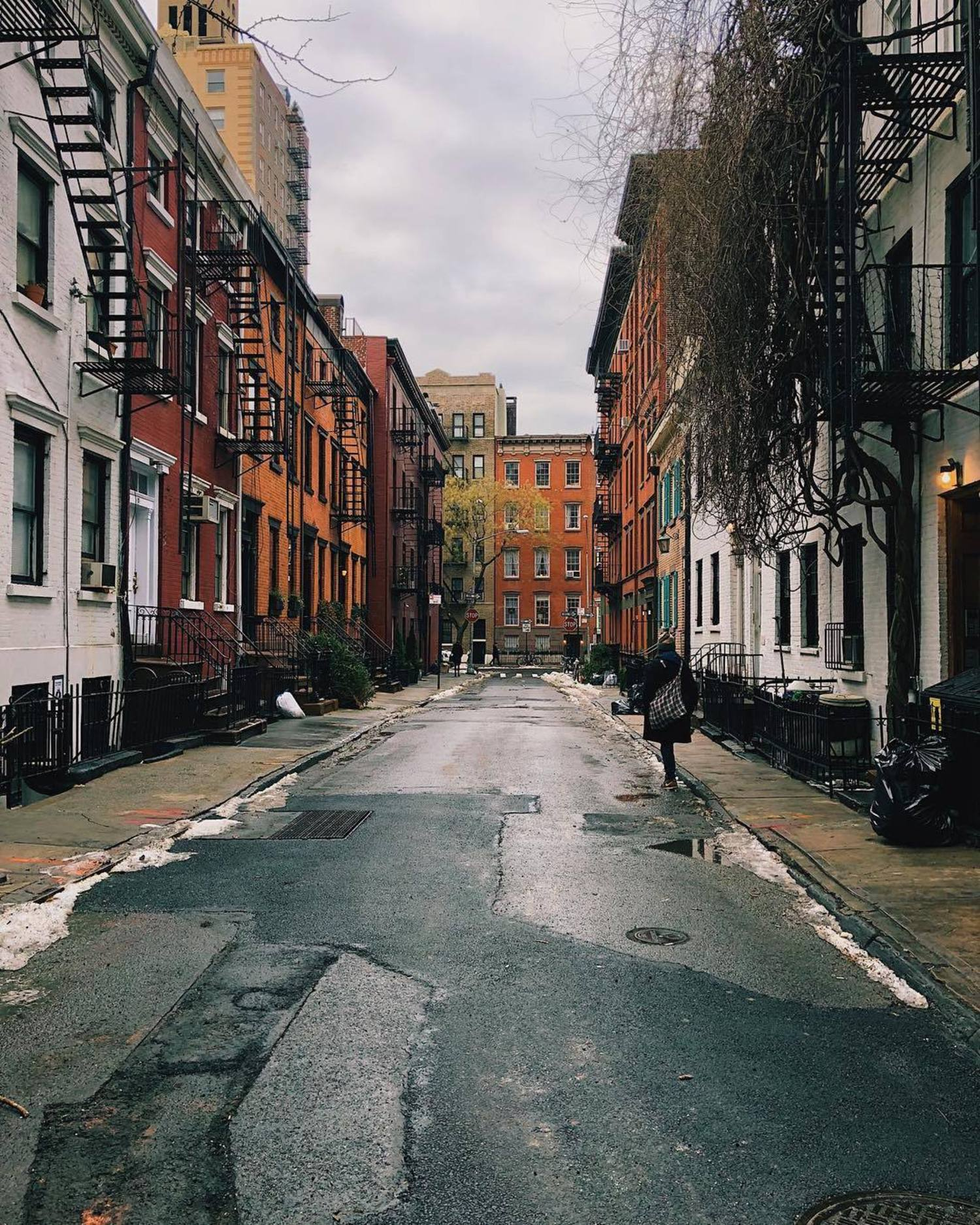 Greenwich Village, New York, New York