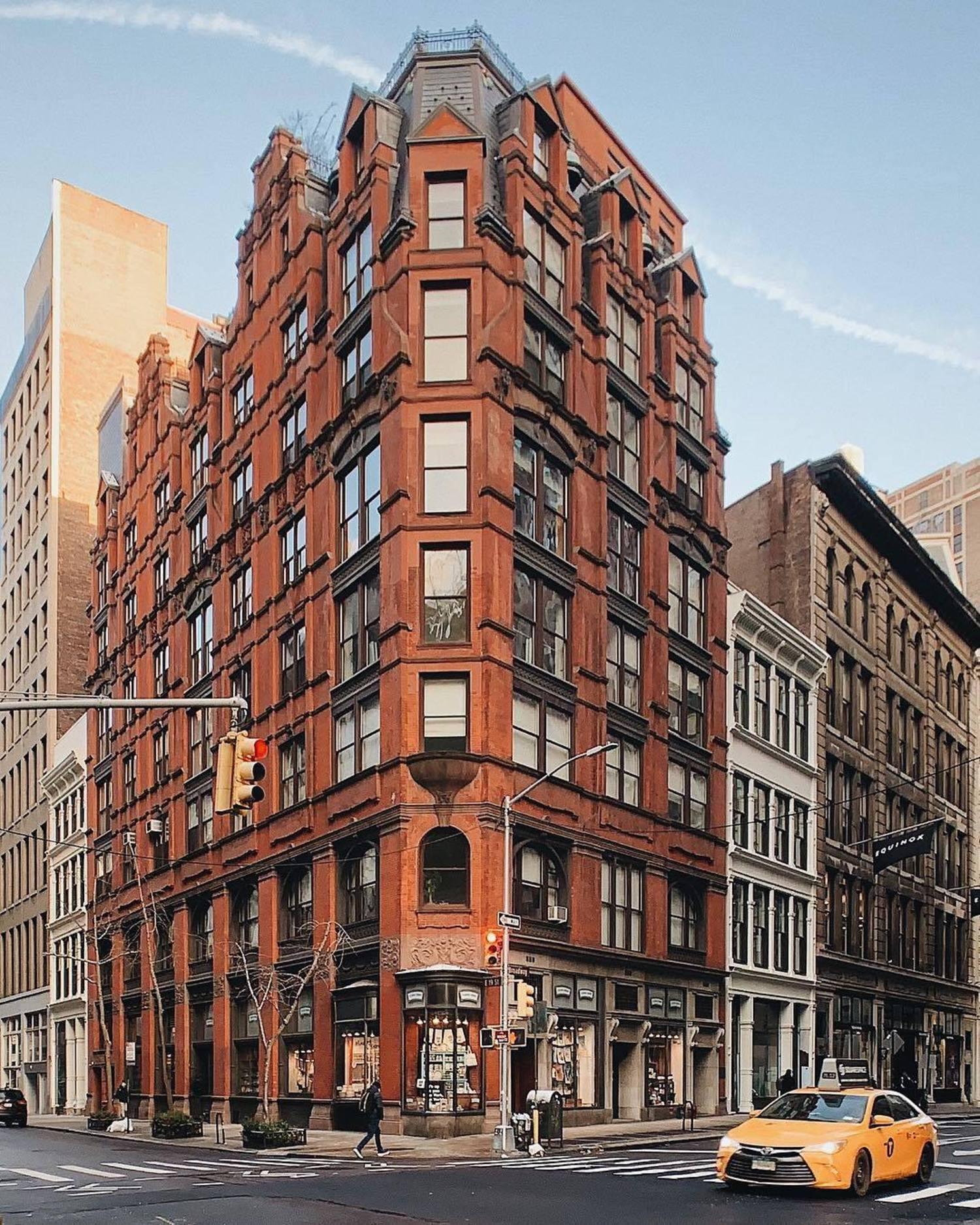 Gorham Building, Broadway and 19th St, Manhattan