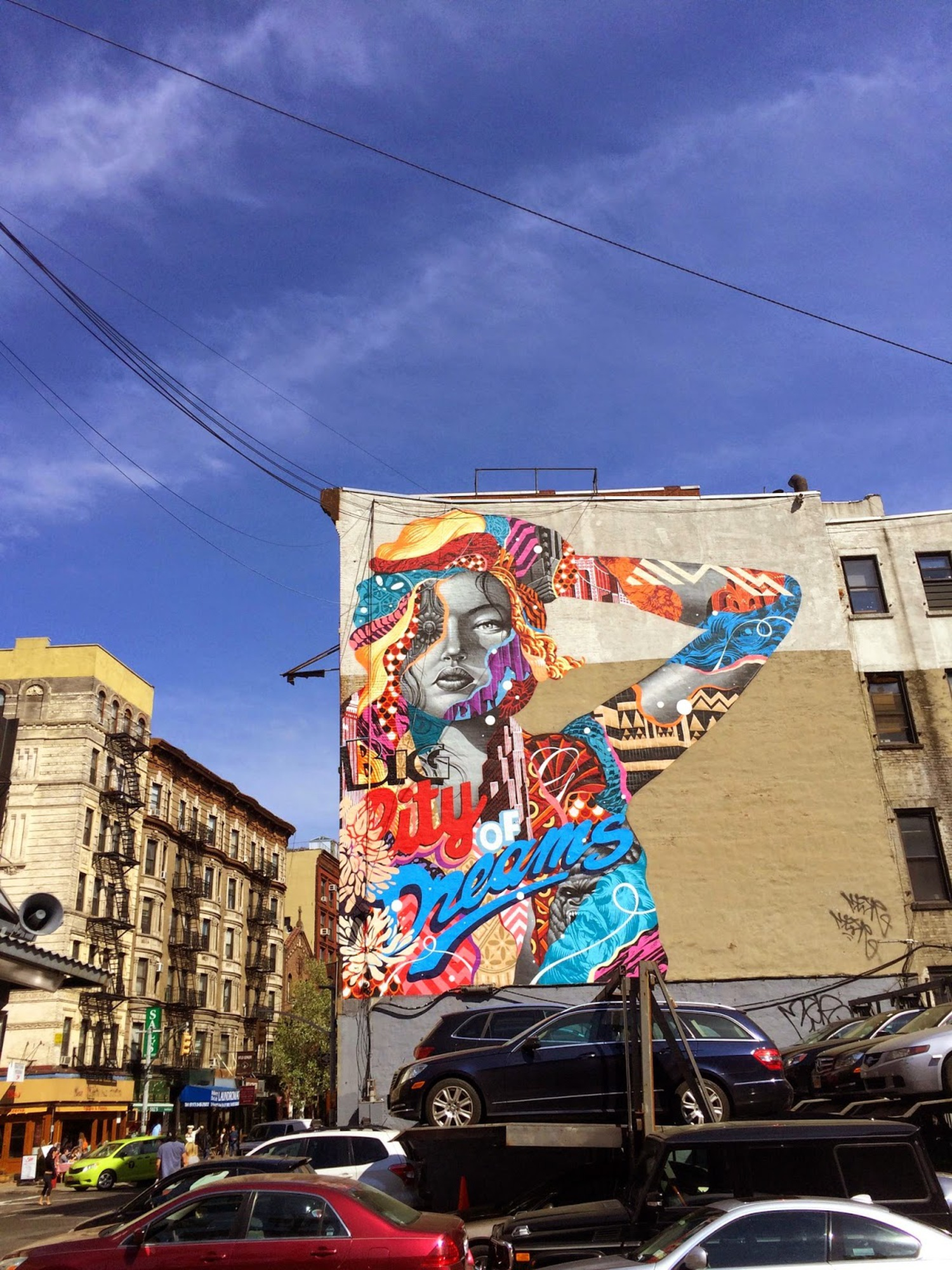 "Tristan Eaton — ""Big City Dreams"""