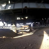 The Carcass of the Kosciuszko Bridge