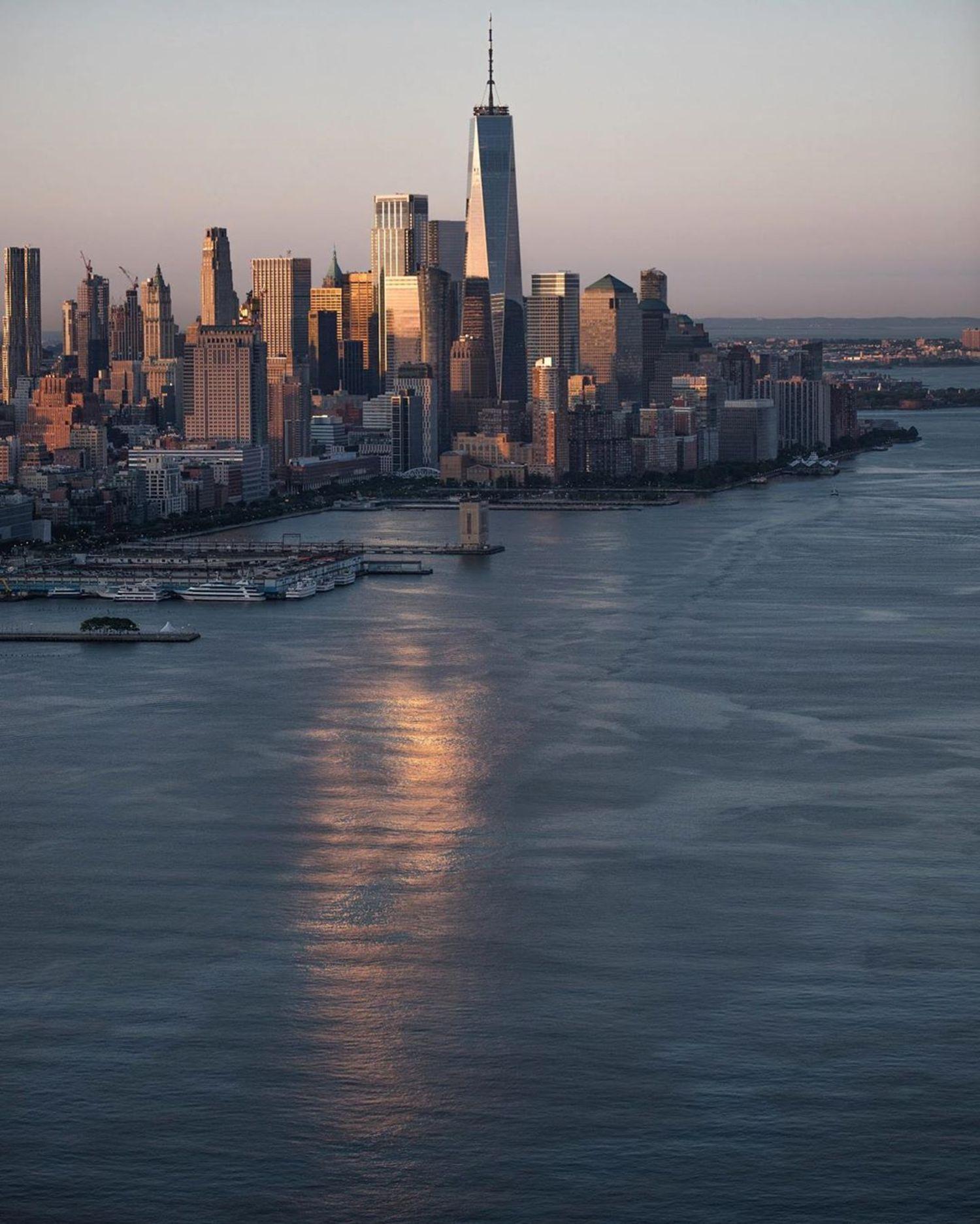 Hudson River, New York, New York