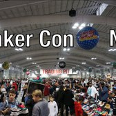 Sneaker Con NYC Dec. 6th 2014