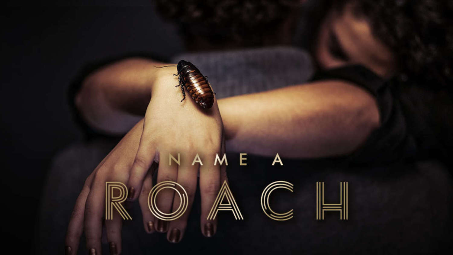 """Bronx Zoo's """"Name a Roach"""" Event"""