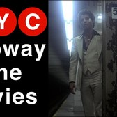 Different Trains - A Collage of NYC Subway in Movies
