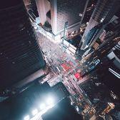 Times Square, Manhattan.