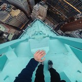 Climbing Trump's Spire // Rooftopping New York