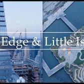 Little Island & The Edge, Hudson Yards