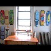 JENKEM - The Skateshop run out of a Tiny NYC Apartment