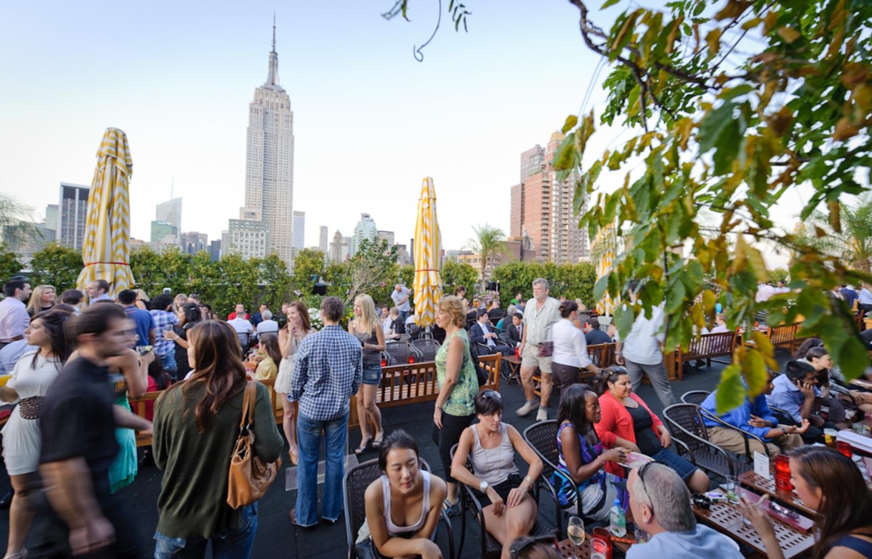 230 Fifth Rooftop Bar, NYC