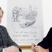 Will Ferrell & John C. Reilly Enter The New Yorker Cartoon Caption Contest | The New Yorker