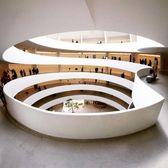 Guggenheim Museum, New York, New York. Photo via @cristianorocha #viewingnyc #nyc #newyork #newyorkcity #guggenheim