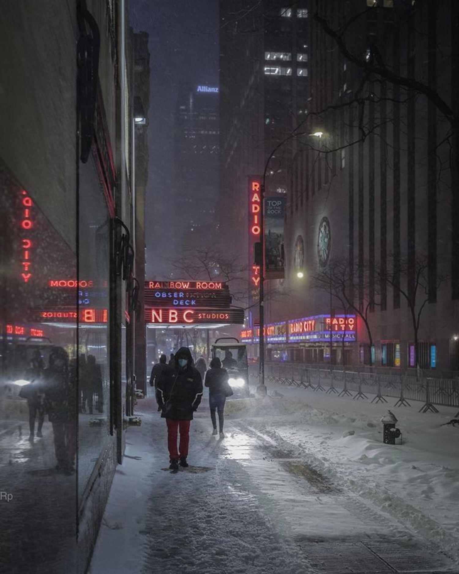West 50th Street, Midtown, Manhattan