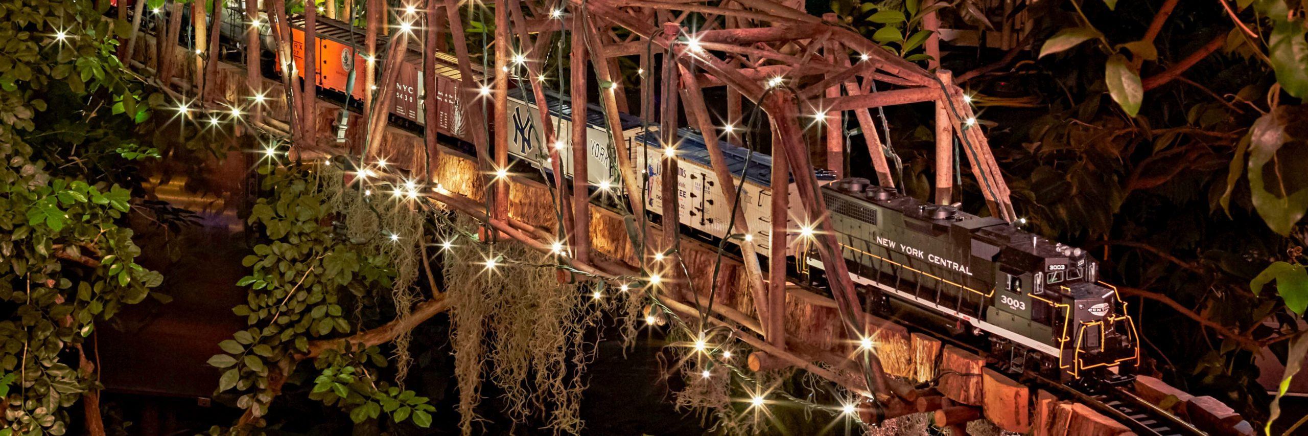 Deals Early Bird Tickets Available Now For 2018 Holiday Train Show At The New York Botanical