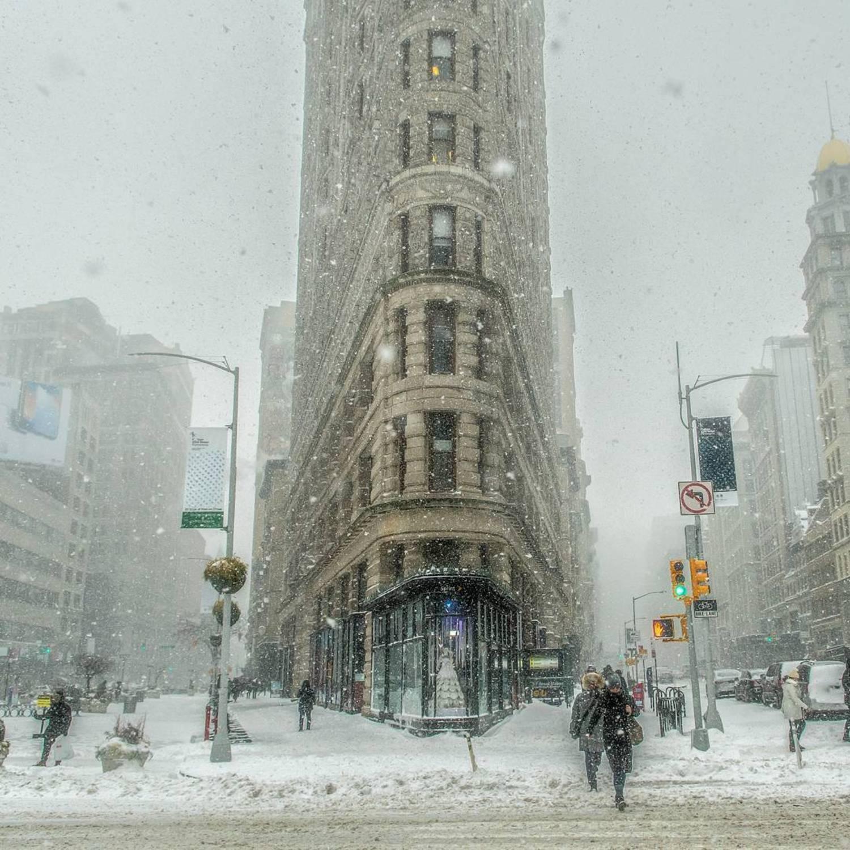 Flatiron Building, New York, New York