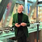 State-of-the-Art Aerial Tour of Hearst Tower with Architect Lord Norman Foster