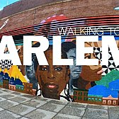 ⁴ᴷ⁶⁰ Walking NYC: Harlem 125th St Apollo Theater (April 21, 2020)