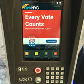You Can Now Register to Vote at Your Nearest LinkNYC Kiosk